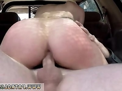 Blonde ass police first time Border hopping Latina tart Taylor got