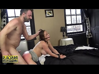 Busty fetish milf rides Pascal White