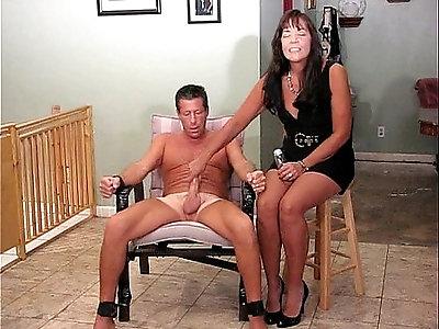 CFNM Post Orgasm Handjob