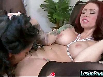 Naughty Milf Lesbians monique peta In Hard Punish Sex On Camera clip