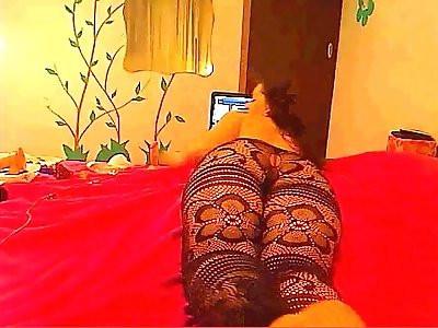 big ass anal pantyhose