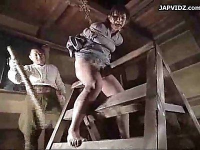 Asian Teen Bondage Action