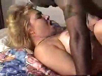 Woman gets gangbanged in hotel