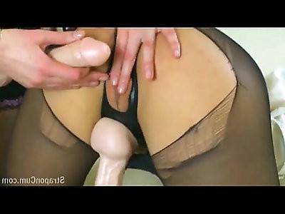 Strapon Sexy Bitches Fuck