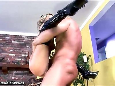 Nasty Bitch Get Ass Drilled