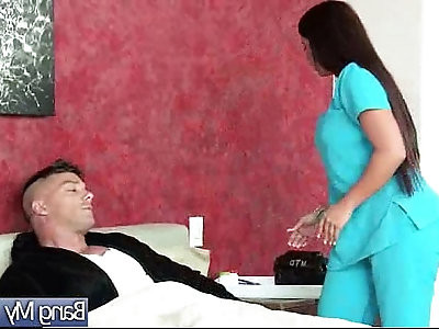 Sex Tape in office With Horny Patient And Dirty Doctor movie