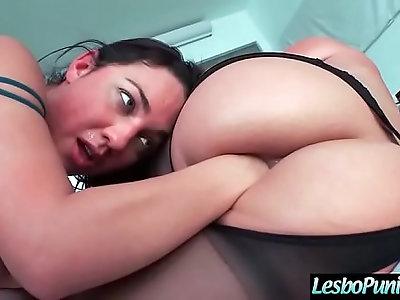 Hard Lez Punish Sex Tape Using Toys By Lesbo Girls Phoenix Marie Amara Romani video