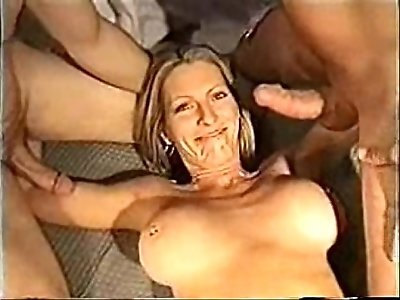 Housewife Emma Fucked by Workmen of