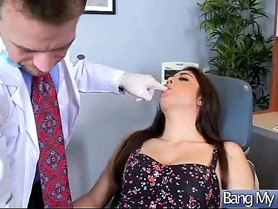 nathalie monroe Lovely Patient Bang on camera With Doctor clip