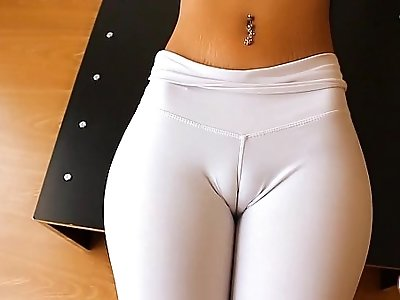 Perfect Cameltoe, Big Nipples and Areolas Babe. A Ass! Yeah