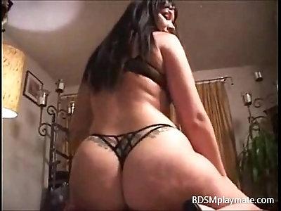 Big Ass Facesitting Goddess Dominates