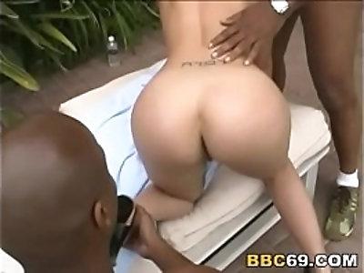 Cherie Tries Anal Threesome