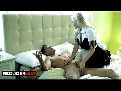 Mia Blonde Daughter Sucking Big