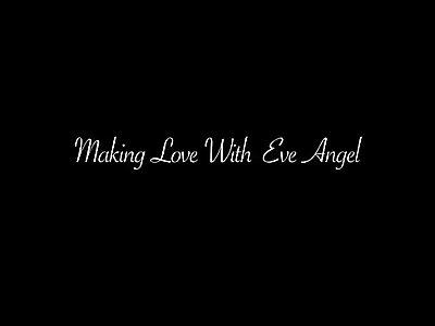 Eve Angel hot dildo sex