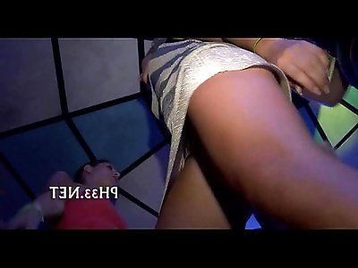 Yong girl fucked hard after dance
