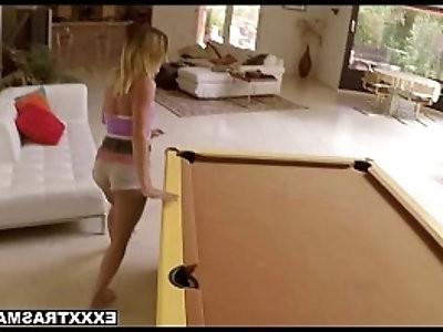 ExxxtraSmall Amazingly Petite Babe Gets Banged Hard