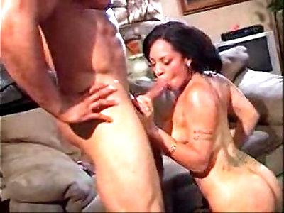 Jazmine Cashmere sucking cock